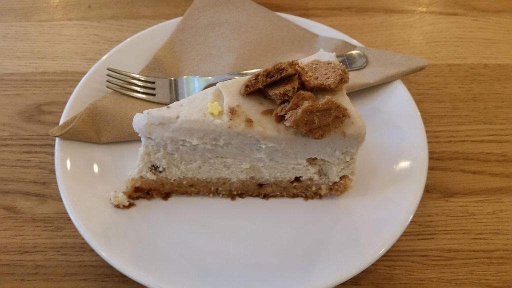 "Photo of Wilk Syty  by <a href=""/members/profile/FernandoMoreira"">FernandoMoreira</a> <br/>cheesecake made from tofu <br/> January 5, 2018  - <a href='/contact/abuse/image/91270/343260'>Report</a>"