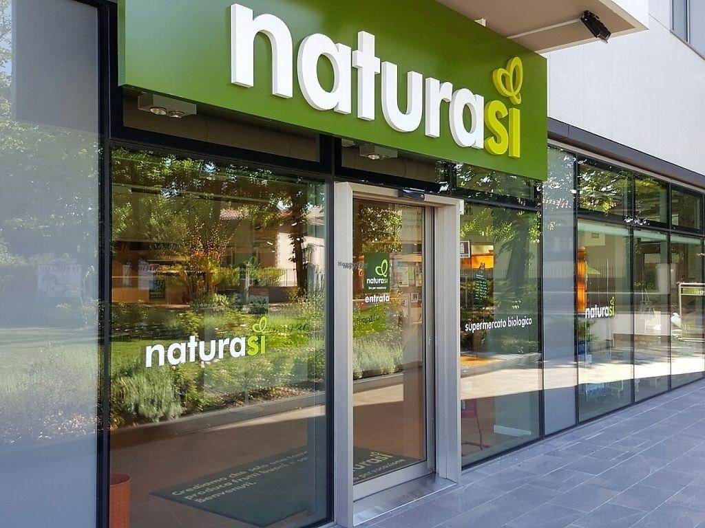 "Photo of NaturaSi - Gorizia  by <a href=""/members/profile/nina_23"">nina_23</a> <br/>NaturaSi entrance <br/> April 29, 2017  - <a href='/contact/abuse/image/91281/253656'>Report</a>"