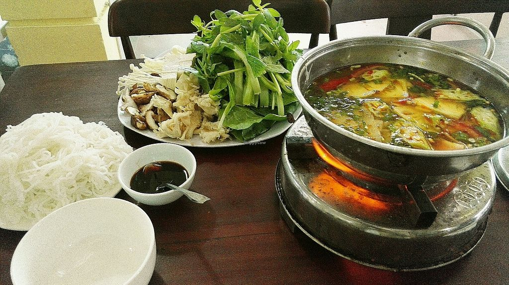 """Photo of An Nhien  by <a href=""""/members/profile/KaisaKoo"""">KaisaKoo</a> <br/>mushroom hotpot <br/> January 30, 2018  - <a href='/contact/abuse/image/91296/352733'>Report</a>"""