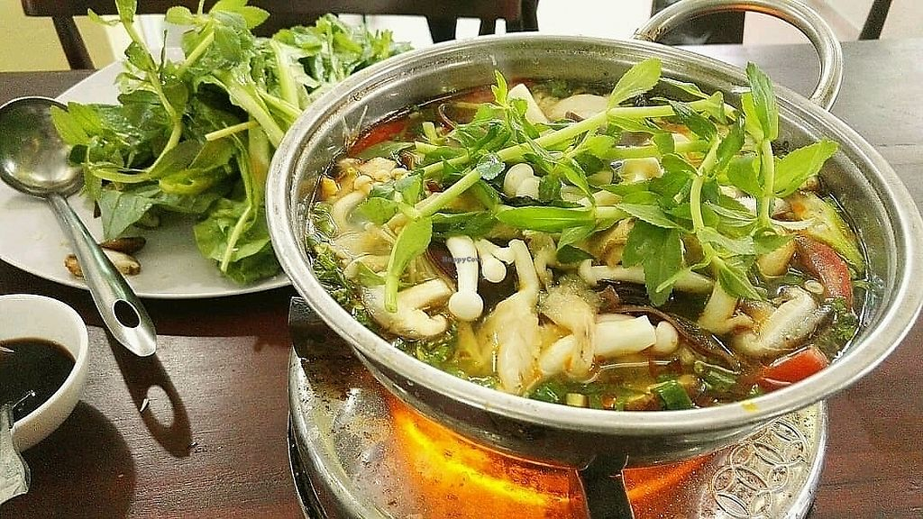 """Photo of An Nhien  by <a href=""""/members/profile/KaisaKoo"""">KaisaKoo</a> <br/>mushroom hotpot <br/> January 30, 2018  - <a href='/contact/abuse/image/91296/352734'>Report</a>"""