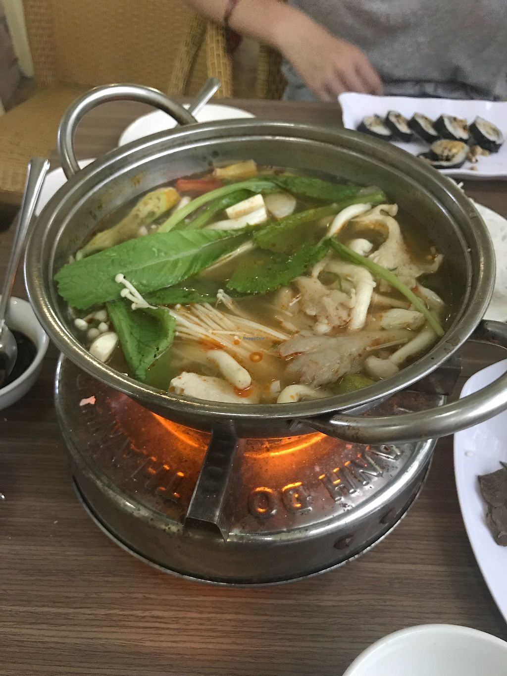 """Photo of An Nhien  by <a href=""""/members/profile/AnnaLevshin"""">AnnaLevshin</a> <br/>Mushroom hot pot <br/> April 14, 2018  - <a href='/contact/abuse/image/91296/385725'>Report</a>"""