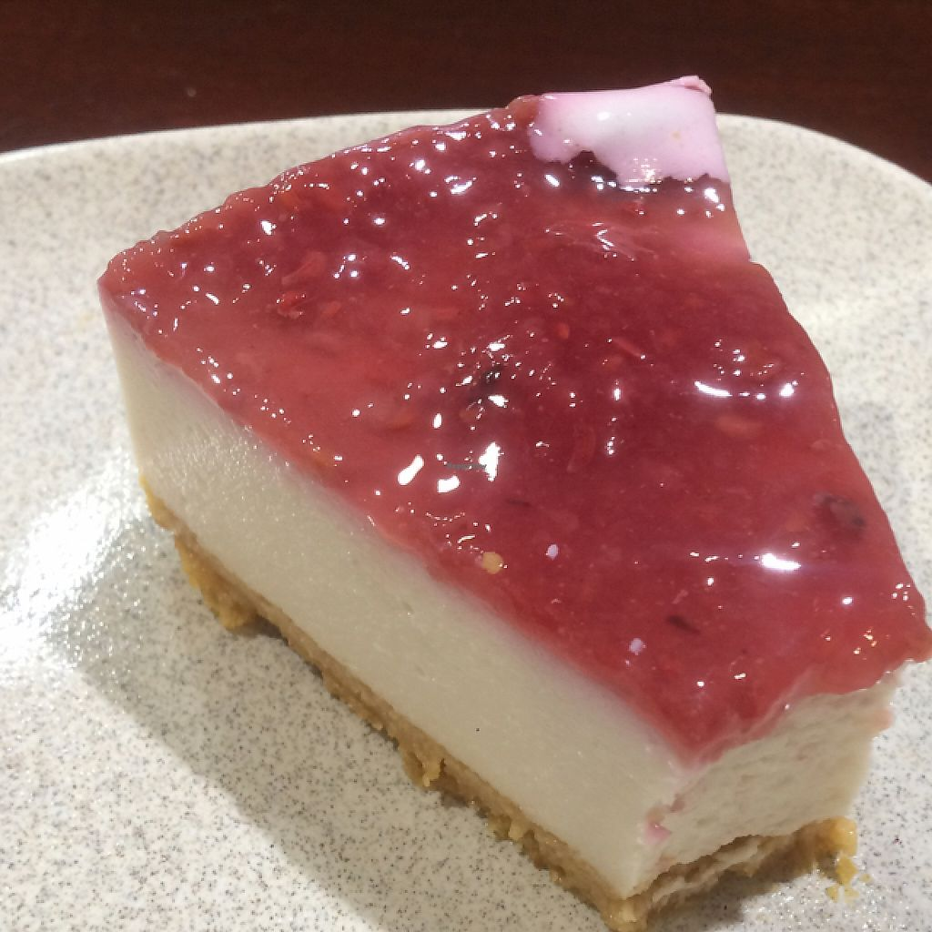 """Photo of Lluvia  by <a href=""""/members/profile/Linda%C3%85hl"""">LindaÅhl</a> <br/>vegan cheesecake <br/> May 6, 2017  - <a href='/contact/abuse/image/91311/256129'>Report</a>"""