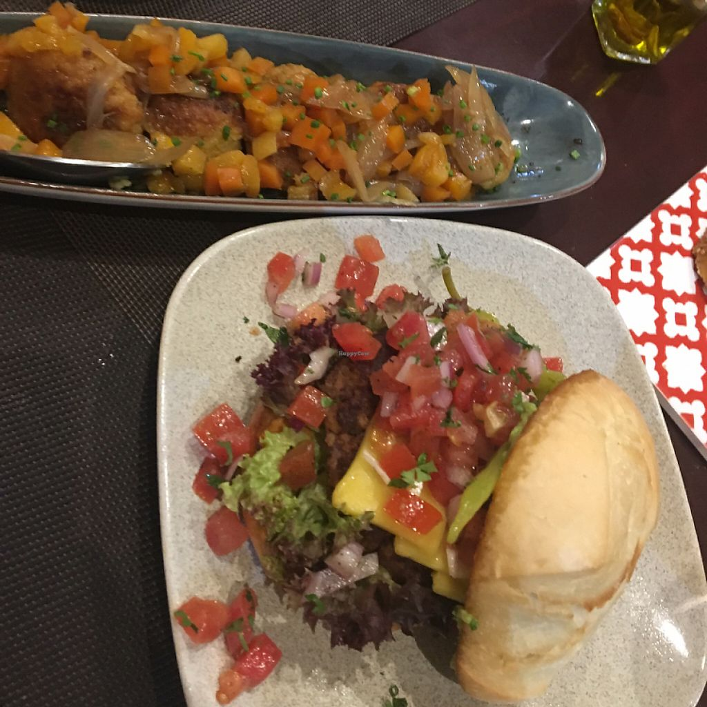 """Photo of Lluvia  by <a href=""""/members/profile/IdaAndersson"""">IdaAndersson</a> <br/>Lentis meatballs and mexican burger <br/> May 6, 2017  - <a href='/contact/abuse/image/91311/256196'>Report</a>"""