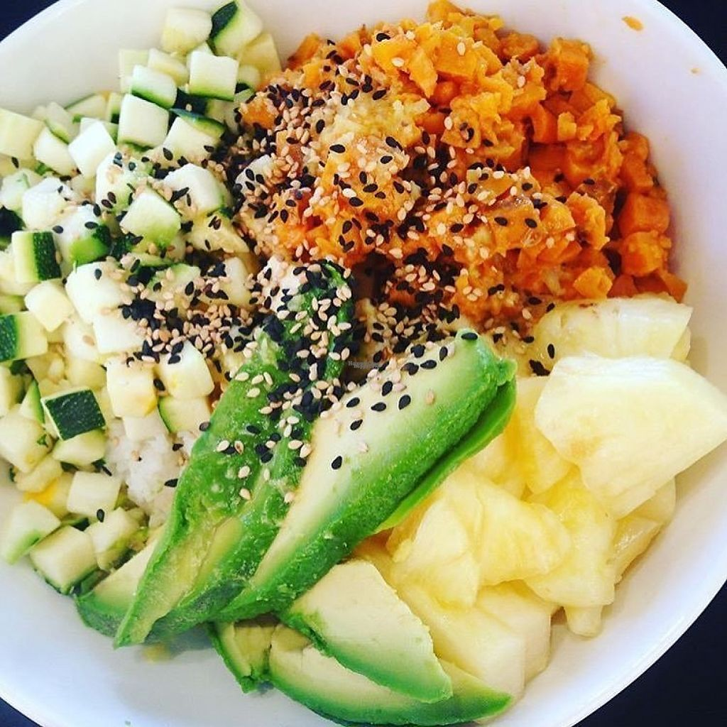 """Photo of Poke Perfect  by <a href=""""/members/profile/community5"""">community5</a> <br/>Poké Bowl <br/> April 29, 2017  - <a href='/contact/abuse/image/91317/253777'>Report</a>"""