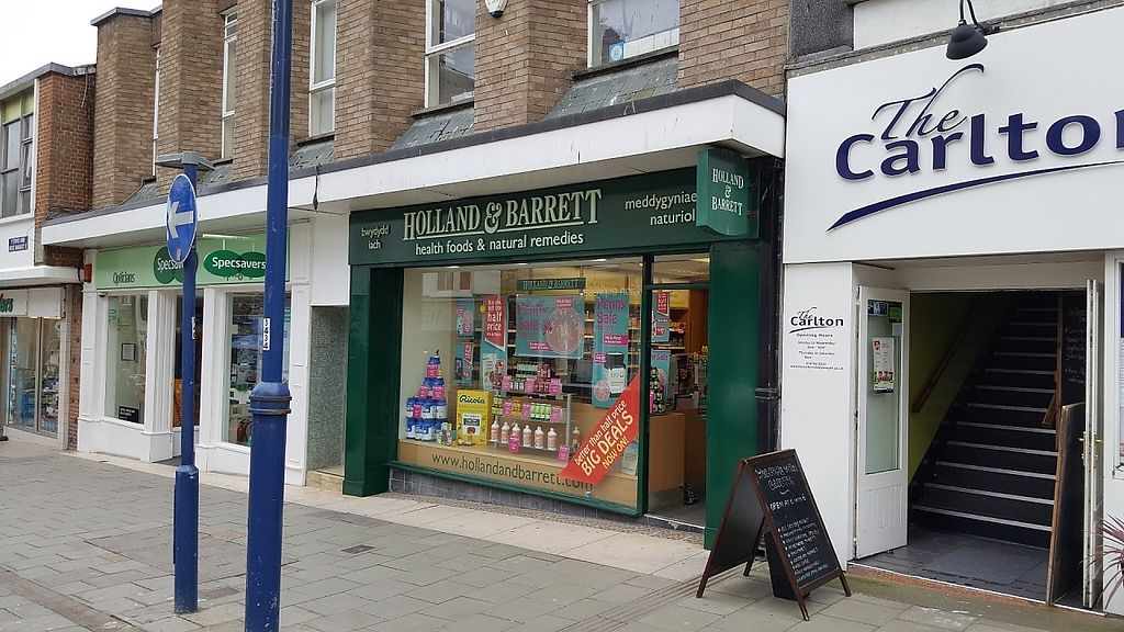 "Photo of Holland & Barrett  by <a href=""/members/profile/Clare"">Clare</a> <br/>Front <br/> April 29, 2017  - <a href='/contact/abuse/image/91341/253806'>Report</a>"