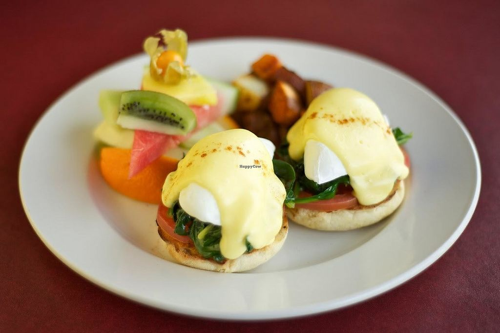 "Photo of Atlas Cafe  by <a href=""/members/profile/atlascafe"">atlascafe</a> <br/>Local Mountain View Farms Eggs Florentine <br/> May 4, 2017  - <a href='/contact/abuse/image/91342/255629'>Report</a>"