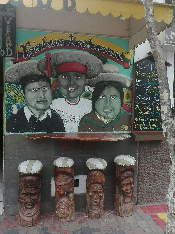 "Photo of Kichua  by <a href=""/members/profile/Em75018"">Em75018</a> <br/>extérieur du resto <br/> February 4, 2018  - <a href='/contact/abuse/image/91355/354973'>Report</a>"