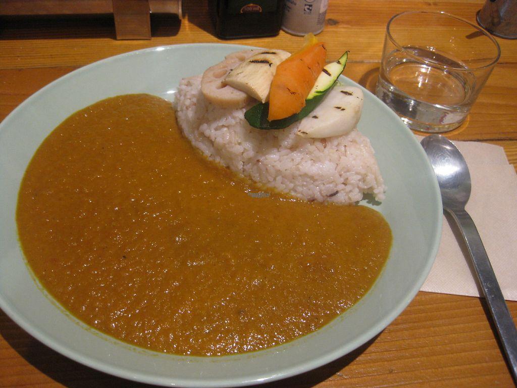 "Photo of Minami Aoyama Yasai Kichi  by <a href=""/members/profile/Junski"">Junski</a> <br/>Vegetable curry <br/> April 30, 2017  - <a href='/contact/abuse/image/91356/253968'>Report</a>"