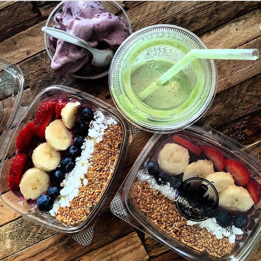 """Photo of Juiceheads ATL  by <a href=""""/members/profile/LarissaCato"""">LarissaCato</a> <br/>acai bowls and nice cream <br/> May 1, 2017  - <a href='/contact/abuse/image/91379/254444'>Report</a>"""
