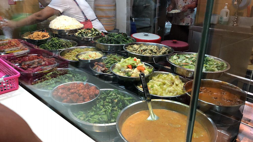 """Photo of Nanyang Polytechnic Block P - Vegetarian Stall  by <a href=""""/members/profile/CherylQuincy"""">CherylQuincy</a> <br/>Selection <br/> January 22, 2018  - <a href='/contact/abuse/image/91382/349645'>Report</a>"""