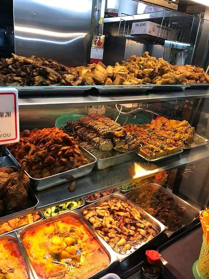"""Photo of Vegetarian Delight - Blk 162 AMK   by <a href=""""/members/profile/Slchee"""">Slchee</a> <br/>reliable price <br/> April 22, 2018  - <a href='/contact/abuse/image/91384/389342'>Report</a>"""