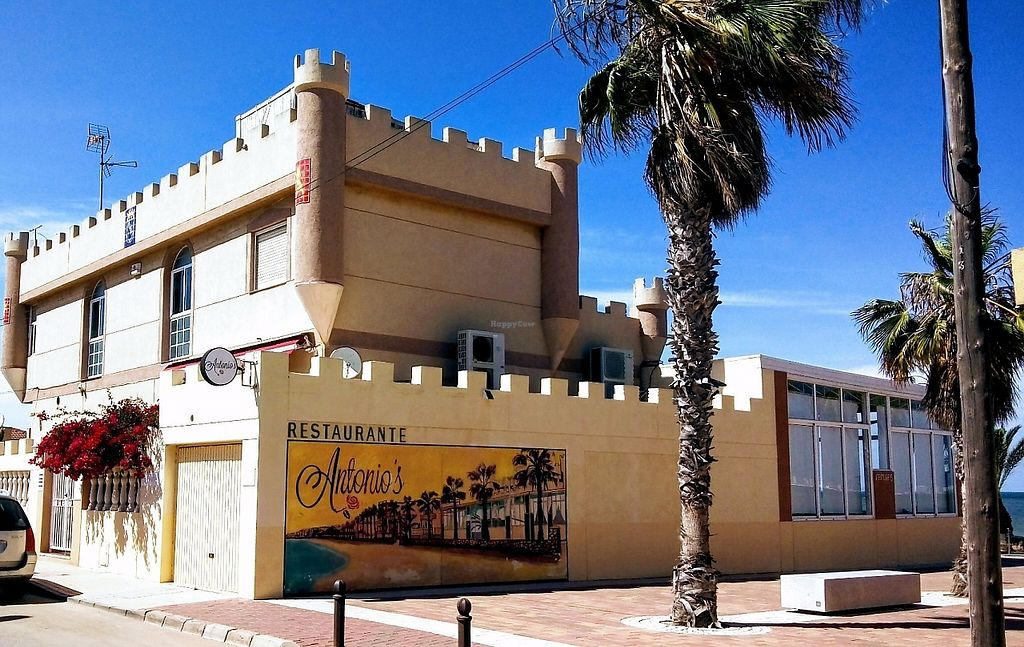 "Photo of Antonio's Restaurant  by <a href=""/members/profile/Maes"">Maes</a> <br/>Spanish restaurant by Mar Menor at Los Nietos, Veg-friendly <br/> May 1, 2017  - <a href='/contact/abuse/image/91416/254589'>Report</a>"