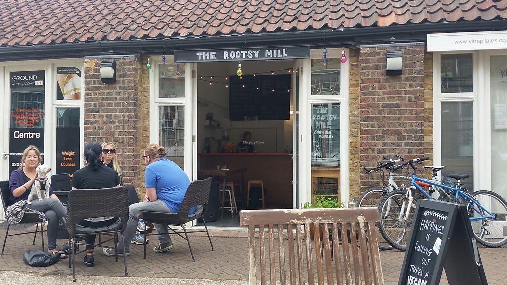 """Photo of The Rootsy Mill  by <a href=""""/members/profile/jollypig"""">jollypig</a> <br/>Outside <br/> July 23, 2017  - <a href='/contact/abuse/image/91419/283601'>Report</a>"""
