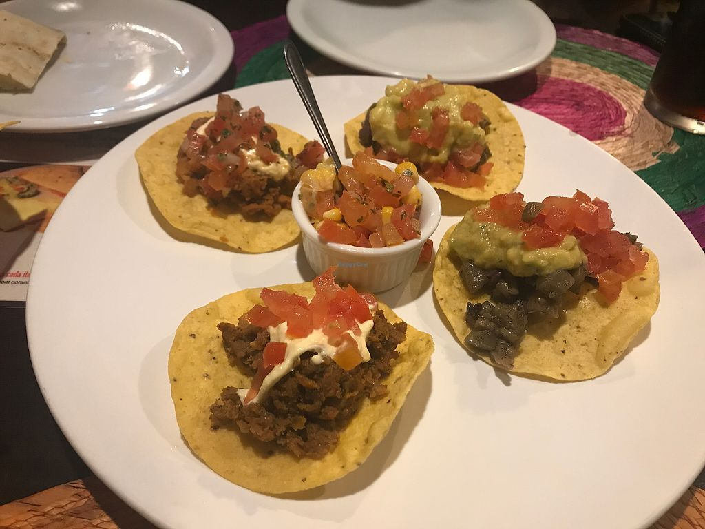"""Photo of Nacho Libre  by <a href=""""/members/profile/Paolla"""">Paolla</a> <br/>More vegan options - """"all you can eat"""" mode <br/> September 9, 2017  - <a href='/contact/abuse/image/91422/302666'>Report</a>"""