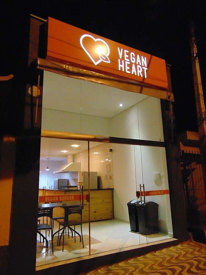 "Photo of Vegan Heart  by <a href=""/members/profile/WellingtonConservani"">WellingtonConservani</a> <br/>Vegan Heart Burger <br/> November 20, 2017  - <a href='/contact/abuse/image/91427/327595'>Report</a>"