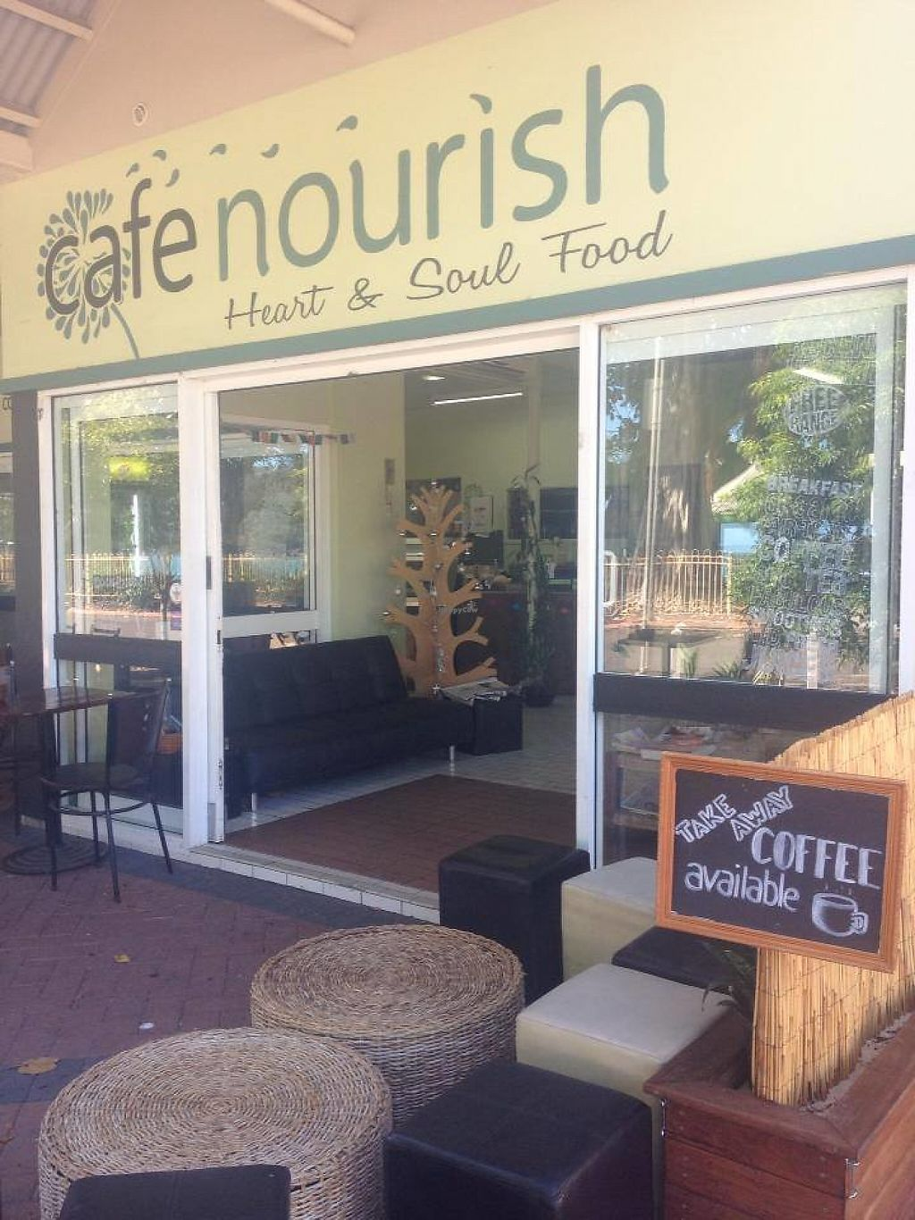 """Photo of Cafe Nourish Heart and Soul Food  by <a href=""""/members/profile/community5"""">community5</a> <br/>Cafe Nourish  <br/> May 2, 2017  - <a href='/contact/abuse/image/91447/254931'>Report</a>"""