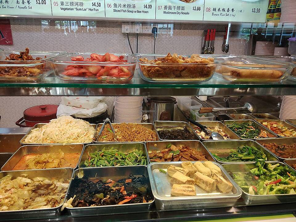 """Photo of Lu Ye Yuan Vegetarian   by <a href=""""/members/profile/CherylQuincy"""">CherylQuincy</a> <br/>Selection <br/> January 31, 2018  - <a href='/contact/abuse/image/91456/353232'>Report</a>"""