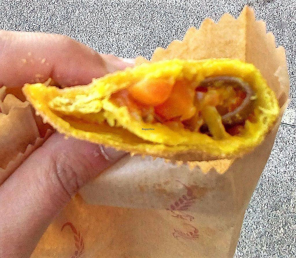 """Photo of Paima Empanadillas  by <a href=""""/members/profile/Anticopy"""">Anticopy</a> <br/>Mix veggies pastry <br/> June 15, 2017  - <a href='/contact/abuse/image/91466/269492'>Report</a>"""