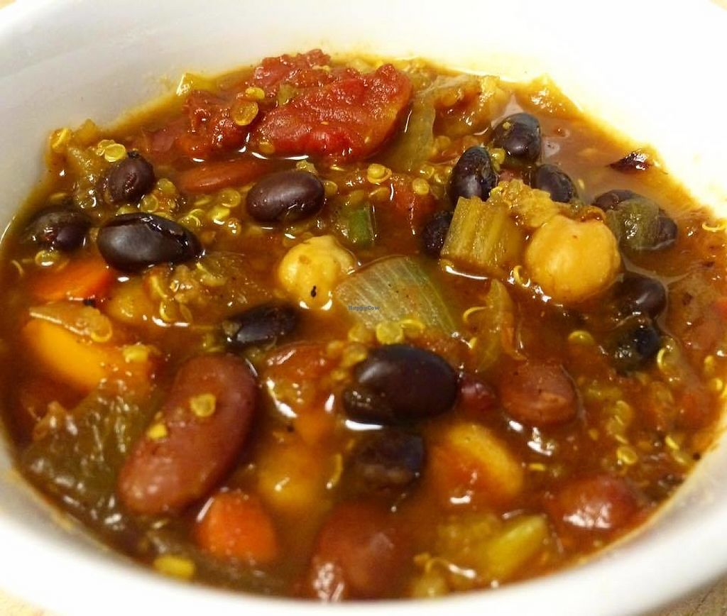 """Photo of Horn O Plenty  by <a href=""""/members/profile/community5"""">community5</a> <br/>Vegan Chilli <br/> May 5, 2017  - <a href='/contact/abuse/image/91538/255900'>Report</a>"""