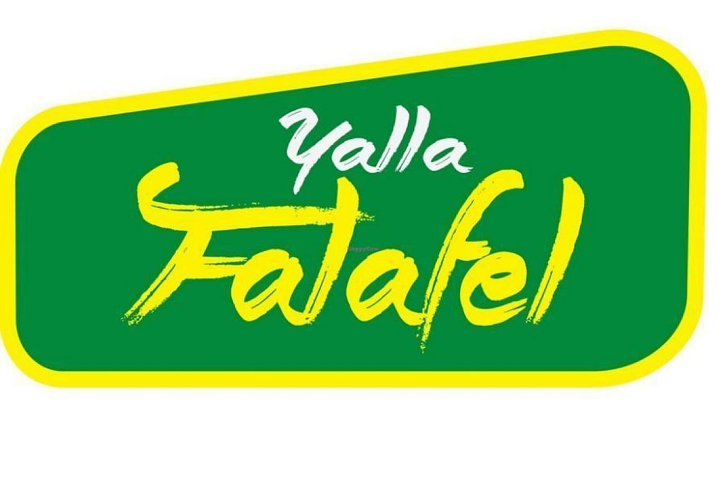 """Photo of Yalla Falafel  by <a href=""""/members/profile/bfeitosa"""">bfeitosa</a> <br/>Logo <br/> May 3, 2017  - <a href='/contact/abuse/image/91586/255296'>Report</a>"""