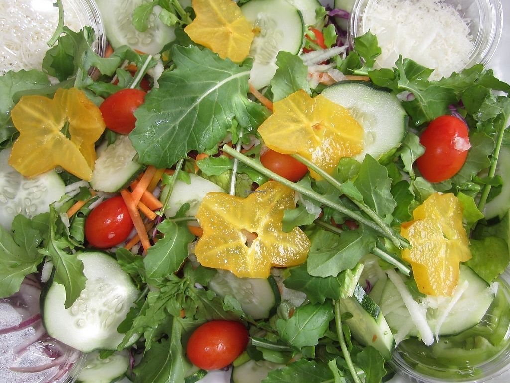 """Photo of Bambi's Country Farm Market  by <a href=""""/members/profile/itsawonderfulday"""">itsawonderfulday</a> <br/>Farm Fresh Seasonal Salad <br/> May 7, 2017  - <a href='/contact/abuse/image/91601/256567'>Report</a>"""