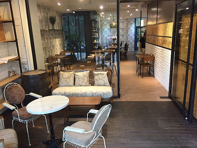 """Photo of Blossom Rena Vegan Cafe  by <a href=""""/members/profile/HaileyPoLa"""">HaileyPoLa</a> <br/>indoor seating  <br/> June 22, 2017  - <a href='/contact/abuse/image/91621/272151'>Report</a>"""