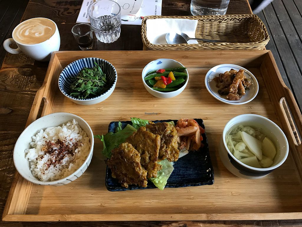 """Photo of Blossom Rena Vegan Cafe  by <a href=""""/members/profile/lachai"""">lachai</a> <br/>The popular menu  <br/> November 22, 2017  - <a href='/contact/abuse/image/91621/328156'>Report</a>"""