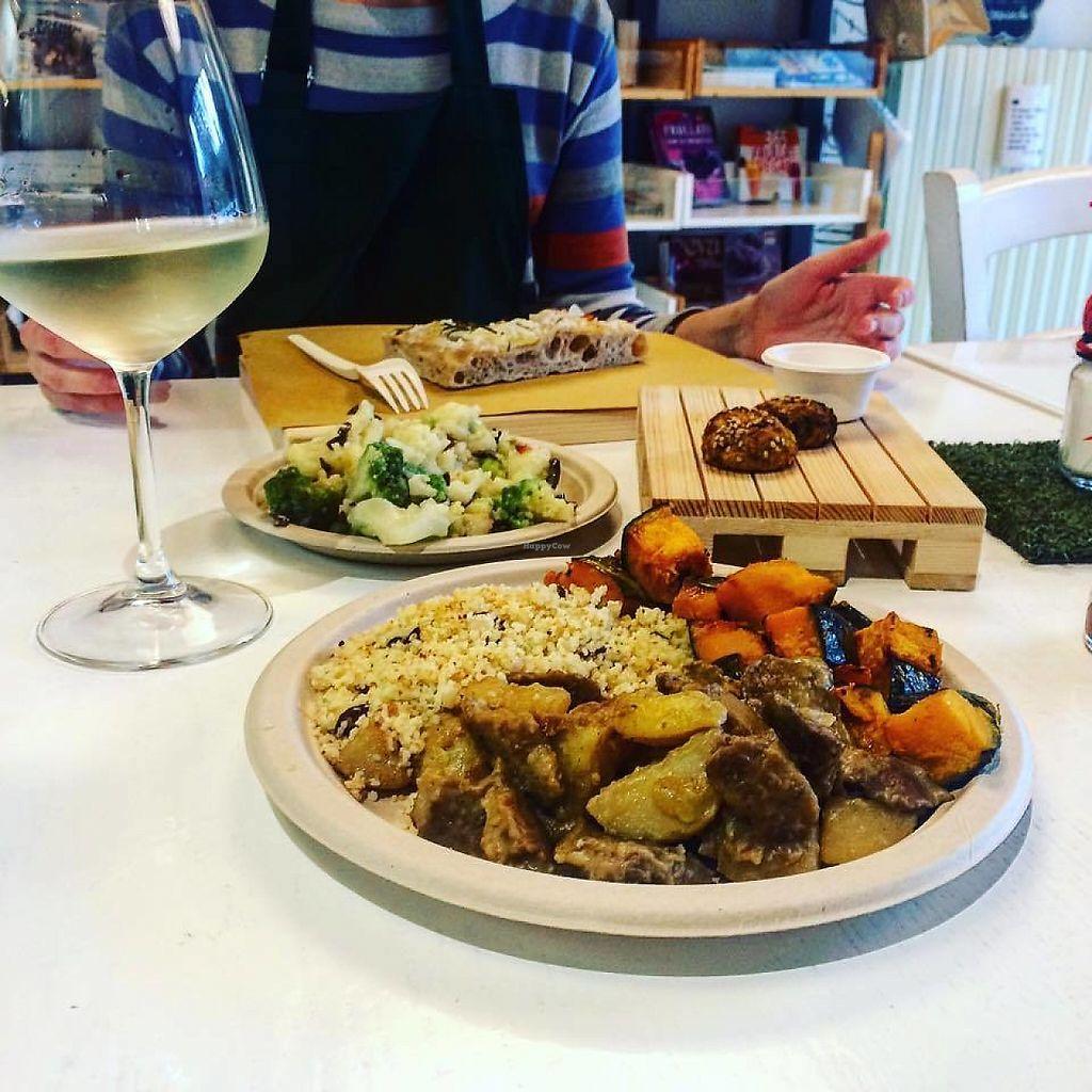 Timo Cucina Naturale - Desenzano Del Garda - HappyCow