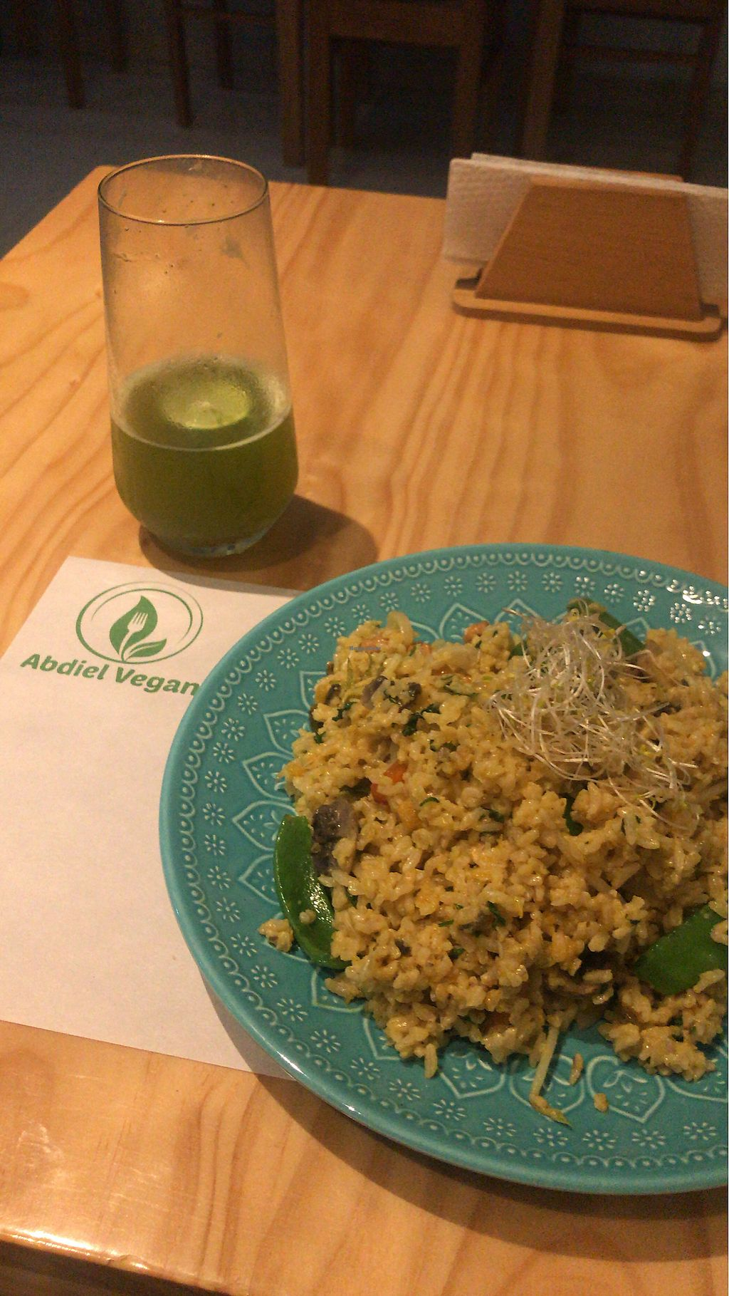 """Photo of Abdiel Vegan  by <a href=""""/members/profile/AdamHogue"""">AdamHogue</a> <br/>Thai with Lemonade <br/> March 27, 2018  - <a href='/contact/abuse/image/91668/376660'>Report</a>"""