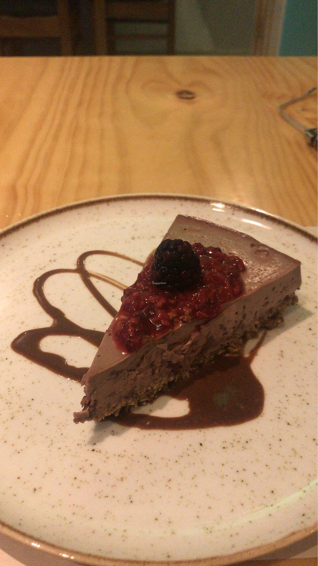 """Photo of Abdiel Vegan  by <a href=""""/members/profile/AdamHogue"""">AdamHogue</a> <br/>Vegan Chocolate Cheesecake <br/> March 27, 2018  - <a href='/contact/abuse/image/91668/376661'>Report</a>"""