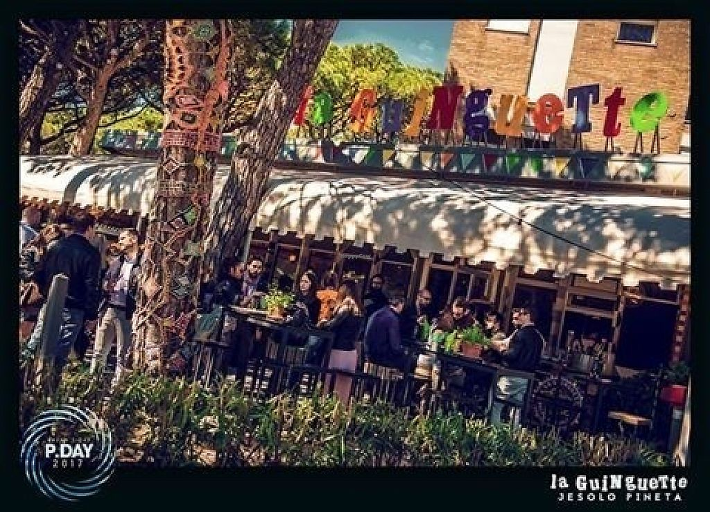 "Photo of Baladin Jesolo La Guinguette  by <a href=""/members/profile/LucaMarshallFent"">LucaMarshallFent</a> <br/>Resturant la guinguette <br/> May 5, 2017  - <a href='/contact/abuse/image/91681/255932'>Report</a>"
