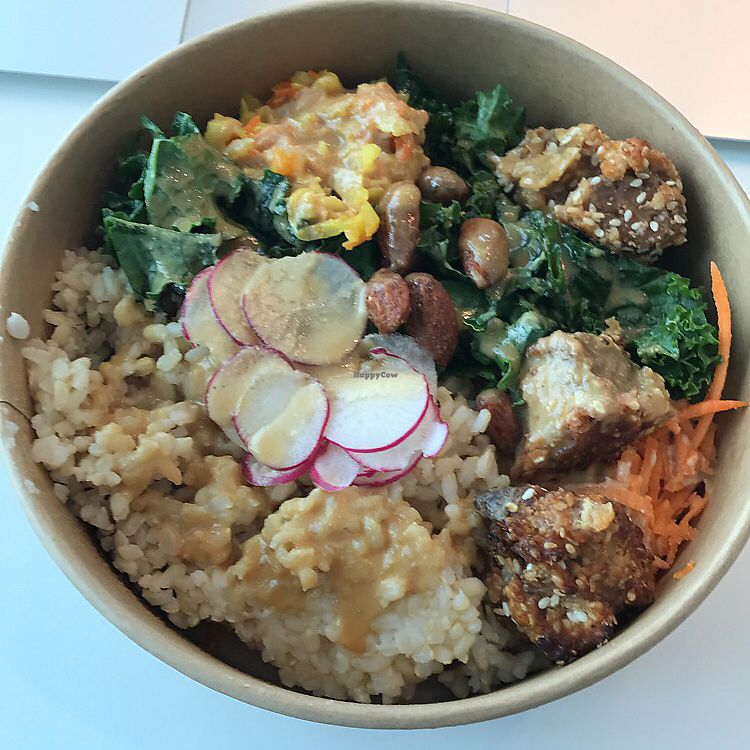 "Photo of VERD  by <a href=""/members/profile/Sonjag18"">Sonjag18</a> <br/>Poke bowl - delicious! <br/> August 21, 2017  - <a href='/contact/abuse/image/91708/295031'>Report</a>"