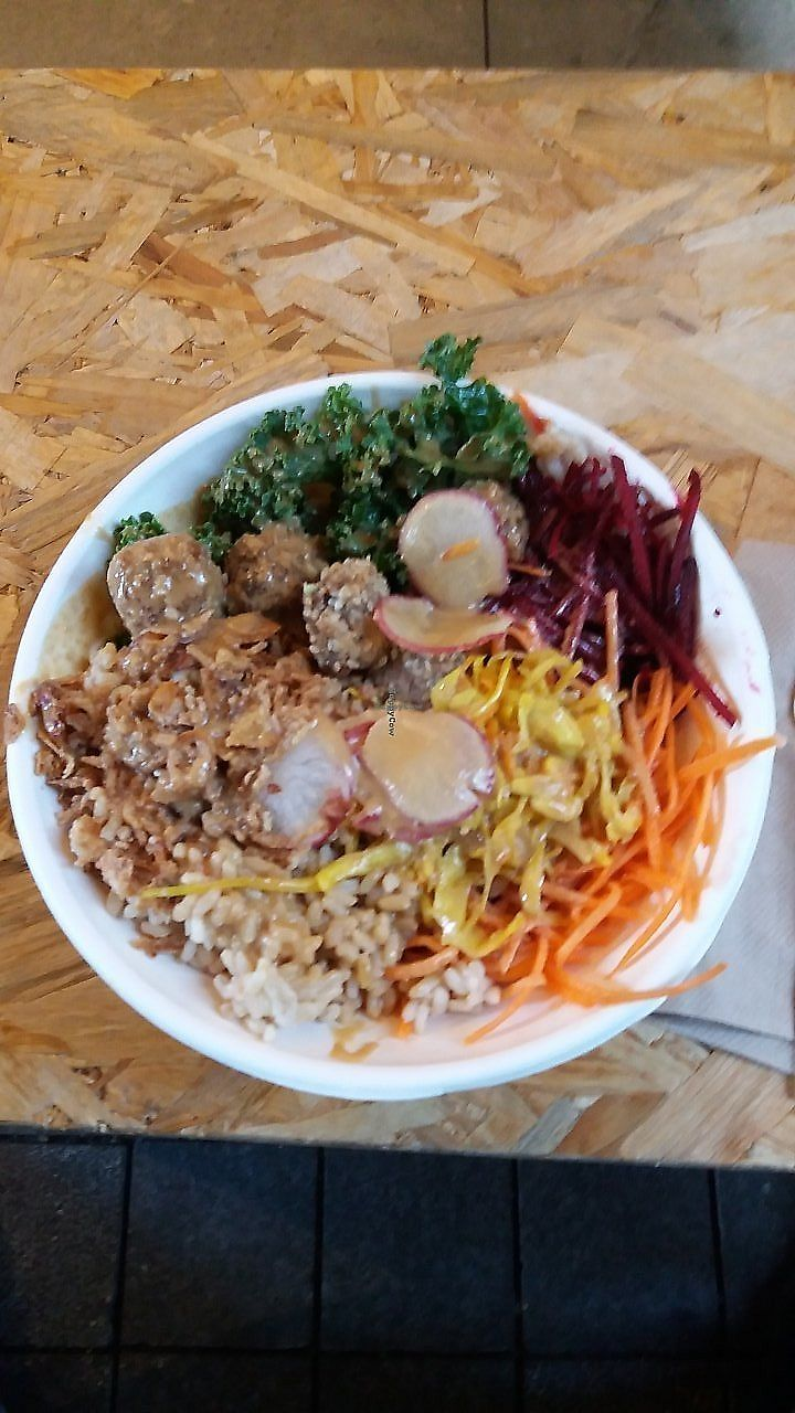 "Photo of VERD  by <a href=""/members/profile/veganvirtues"">veganvirtues</a> <br/>Poke Bowl <br/> November 22, 2017  - <a href='/contact/abuse/image/91708/328020'>Report</a>"