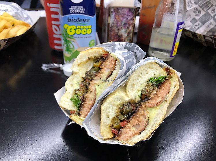 """Photo of Gran Vegan  by <a href=""""/members/profile/Paolla"""">Paolla</a> <br/>Hot dog <br/> June 18, 2017  - <a href='/contact/abuse/image/91755/270243'>Report</a>"""