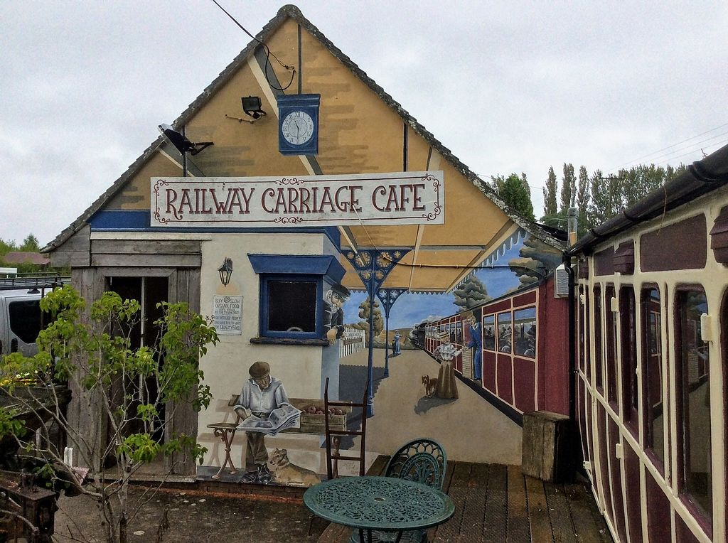 """Photo of The Railway Carriage Cafe  by <a href=""""/members/profile/The%20Smiths"""">The Smiths</a> <br/>Railway Carriage Cafe <br/> September 9, 2017  - <a href='/contact/abuse/image/91766/302649'>Report</a>"""