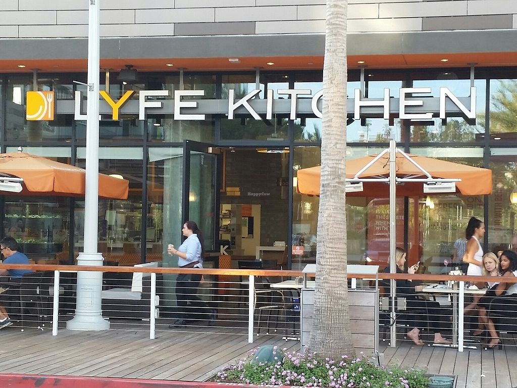 "Photo of CLOSED: LYFE Kitchen  by <a href=""/members/profile/eric"">eric</a> <br/>outside <br/> July 8, 2017  - <a href='/contact/abuse/image/91772/277729'>Report</a>"