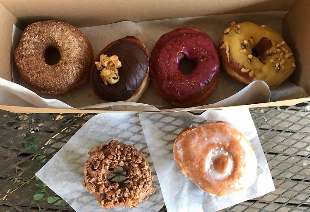 """Photo of Doe Donuts  by <a href=""""/members/profile/lindseymiller"""">lindseymiller</a> <br/>Doe donuts! <br/> May 12, 2017  - <a href='/contact/abuse/image/91797/258295'>Report</a>"""