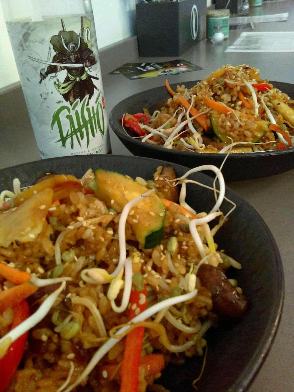 """Photo of Attila Hildmann Vegan Food  by <a href=""""/members/profile/LindaSt%C3%BCber"""">LindaStüber</a> <br/>Asia Style  <br/> October 8, 2017  - <a href='/contact/abuse/image/91807/313261'>Report</a>"""