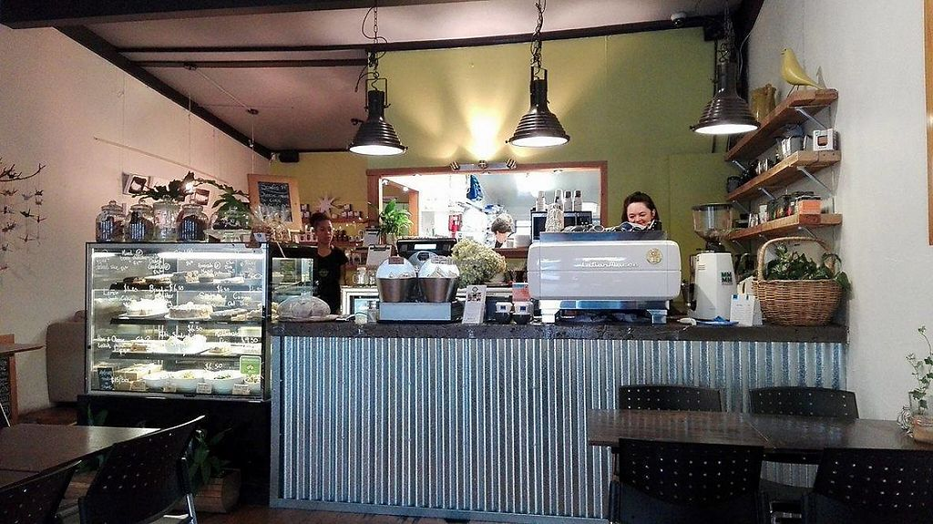 """Photo of Artisan Cafe  by <a href=""""/members/profile/saneas"""">saneas</a> <br/>Counter <br/> May 9, 2017  - <a href='/contact/abuse/image/91816/257478'>Report</a>"""