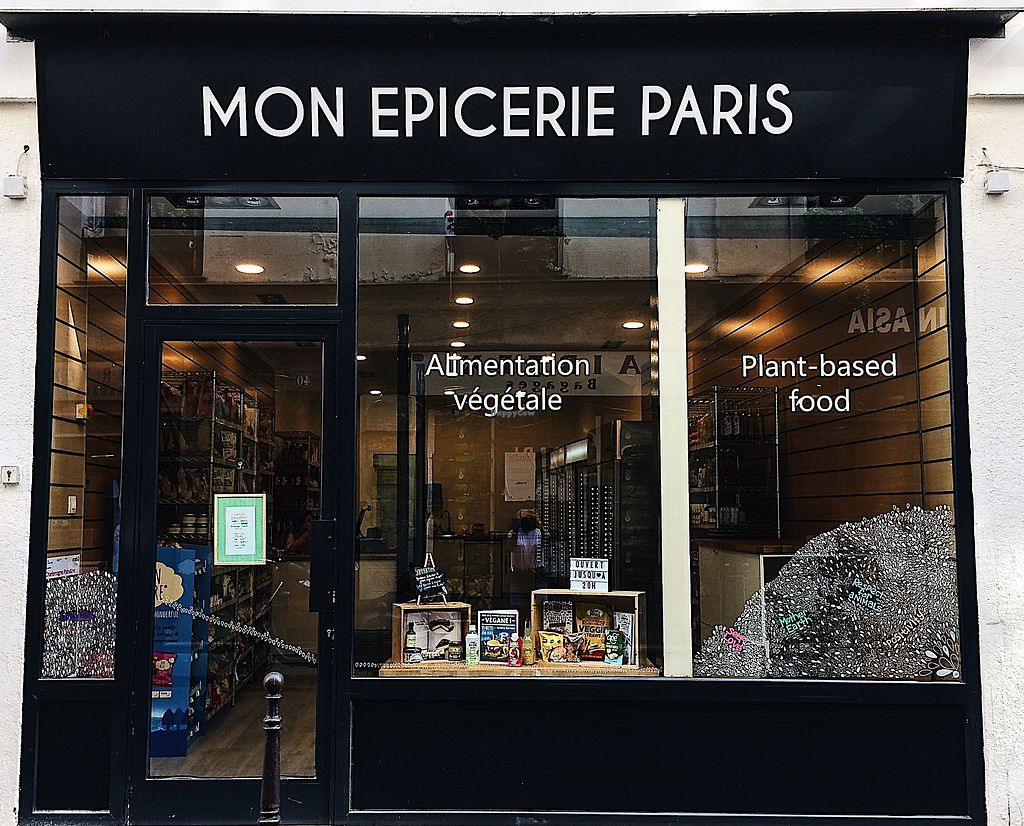 "Photo of Mon Epicerie Paris  by <a href=""/members/profile/MonEpicerieParis"">MonEpicerieParis</a> <br/>Storefront <br/> July 1, 2017  - <a href='/contact/abuse/image/91846/275528'>Report</a>"