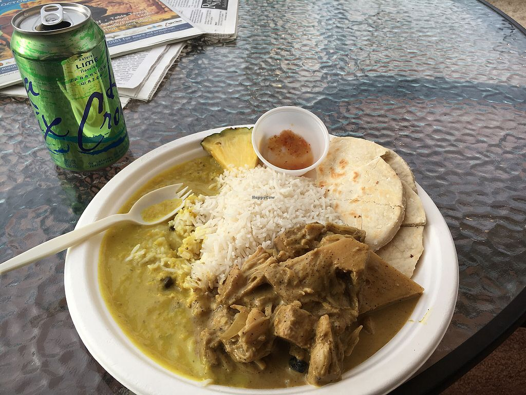 "Photo of Moab Kitchen  by <a href=""/members/profile/Dacecil"">Dacecil</a> <br/>Jackfruit Curry <br/> April 10, 2018  - <a href='/contact/abuse/image/91849/383565'>Report</a>"