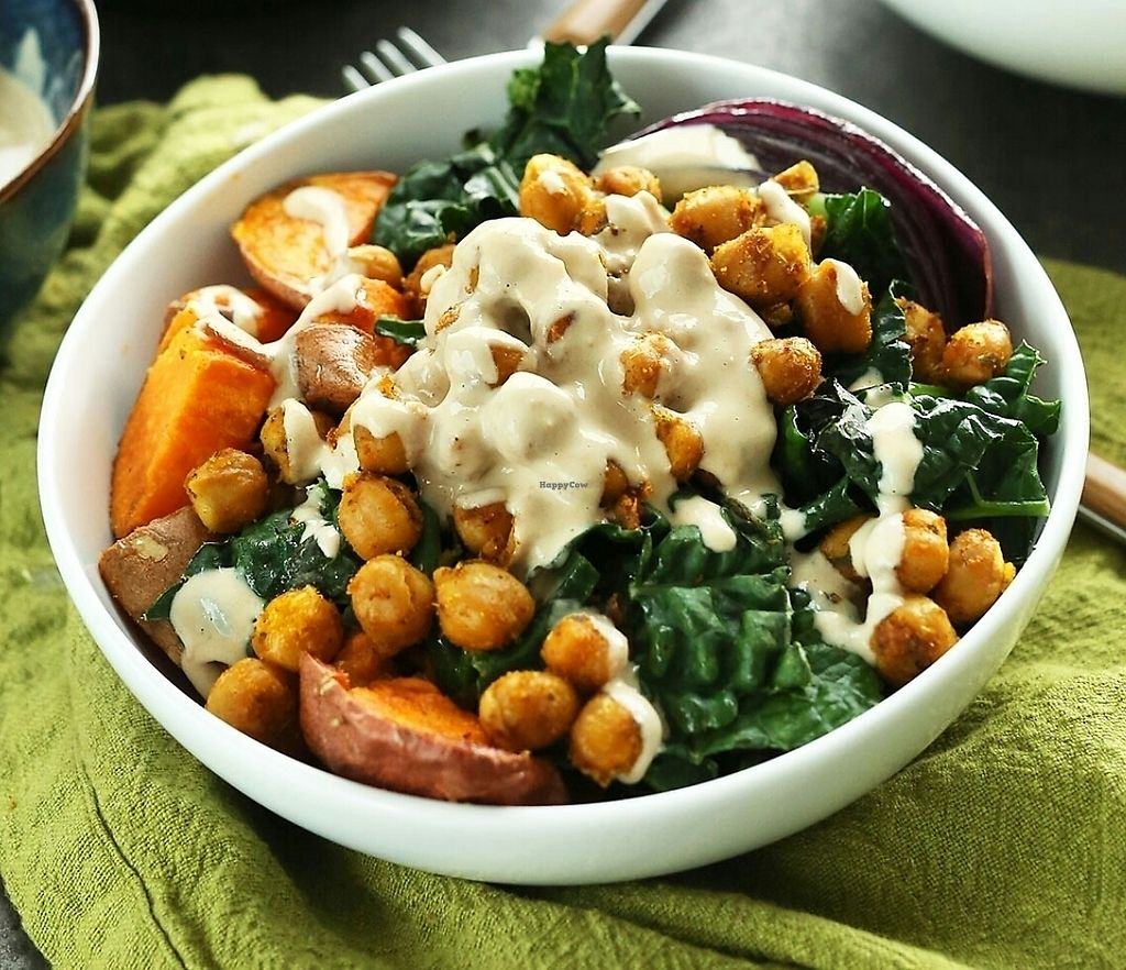 """Photo of Farmhouse Greens  by <a href=""""/members/profile/StephenHock"""">StephenHock</a> <br/>The Buddah Bowl <br/> September 16, 2017  - <a href='/contact/abuse/image/91856/304957'>Report</a>"""