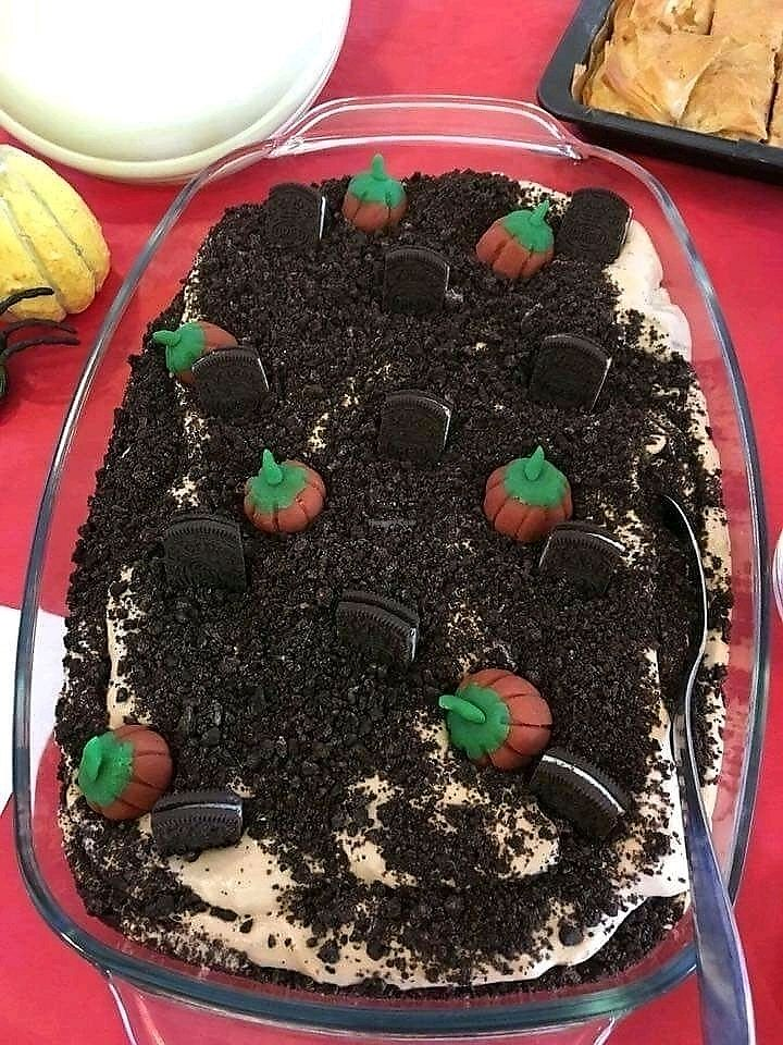 """Photo of Vegan Brunch Saarlouis Potluck  by <a href=""""/members/profile/die_clauz"""">die_clauz</a> <br/>Halloweenbrunch <br/> February 25, 2018  - <a href='/contact/abuse/image/91861/363600'>Report</a>"""