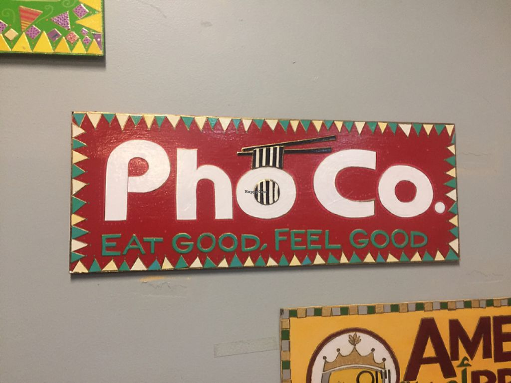 """Photo of Pho Co.  by <a href=""""/members/profile/Bgeezy"""">Bgeezy</a> <br/>sign <br/> May 9, 2017  - <a href='/contact/abuse/image/91864/257248'>Report</a>"""