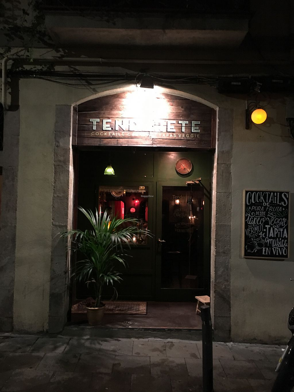 """Photo of Cafe Tenderete  by <a href=""""/members/profile/hack_man"""">hack_man</a> <br/>Outside  <br/> October 18, 2017  - <a href='/contact/abuse/image/91890/316470'>Report</a>"""