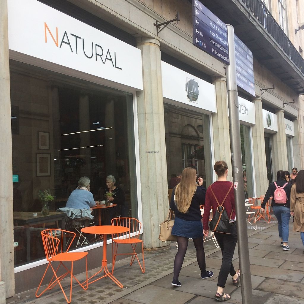 """Photo of LIV Organic & Natural Food Market  by <a href=""""/members/profile/Hoggy"""">Hoggy</a> <br/>Outside LIV <br/> September 20, 2017  - <a href='/contact/abuse/image/91895/306442'>Report</a>"""