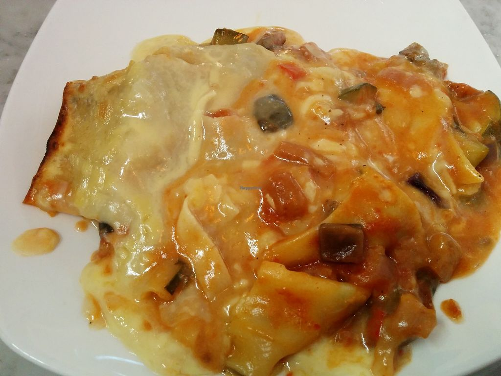 """Photo of LIV Organic & Natural Food Market  by <a href=""""/members/profile/CLRtraveller"""">CLRtraveller</a> <br/>fresh lasagne at the café <br/> March 9, 2018  - <a href='/contact/abuse/image/91895/368449'>Report</a>"""
