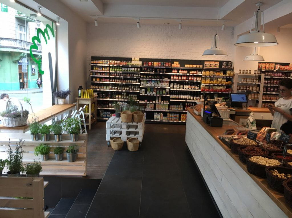 """Photo of Naturalny Sklepik  by <a href=""""/members/profile/hack_man"""">hack_man</a> <br/>inside & window seating  <br/> July 26, 2016  - <a href='/contact/abuse/image/9190/162506'>Report</a>"""