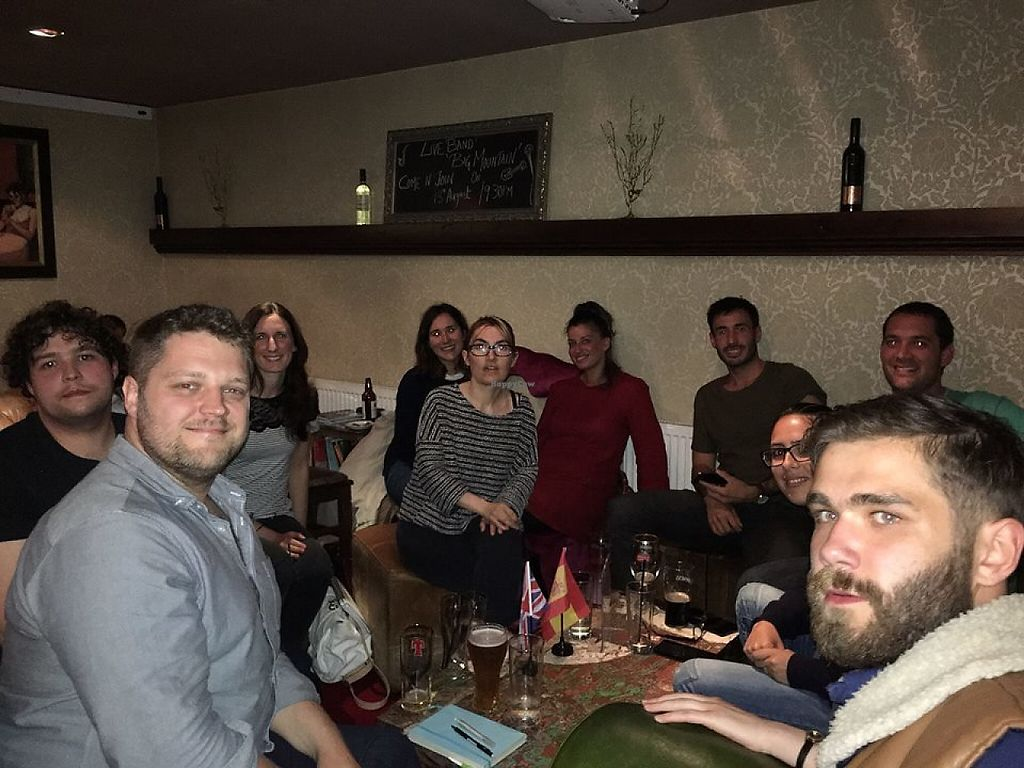 """Photo of Sopranos Wine Bar & Bistro  by <a href=""""/members/profile/ForestThinking"""">ForestThinking</a> <br/>Alcove bar at sopranos <br/> May 29, 2017  - <a href='/contact/abuse/image/91927/263921'>Report</a>"""