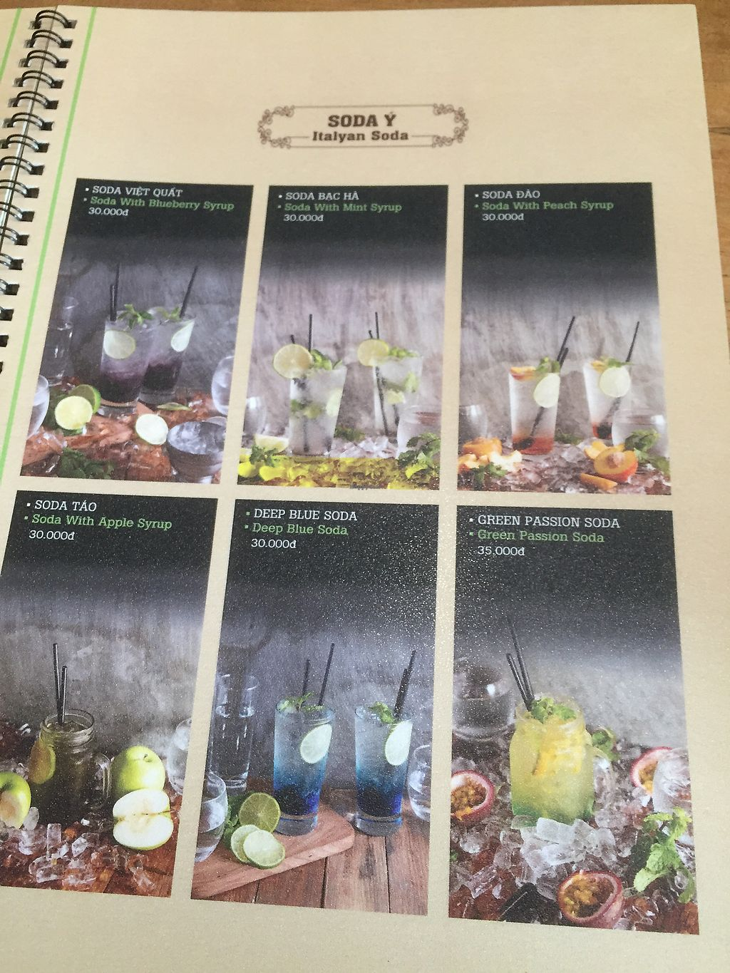 """Photo of Vegan Kitchen  by <a href=""""/members/profile/SusanRoberts"""">SusanRoberts</a> <br/>Menu <br/> December 31, 2017  - <a href='/contact/abuse/image/91953/341231'>Report</a>"""